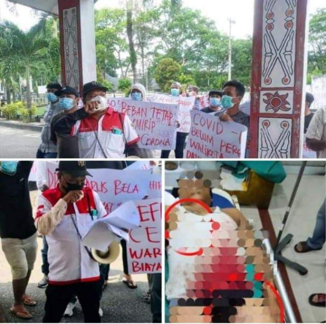 LSM PMPRI Desak Polri Ungkap Pelaku Pembunuhan Wartawan di Siantar