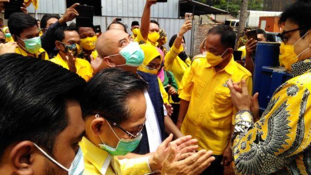 Pembangunan Gedung Baru Akhiri Polemik  Golkar Kota Bekasi