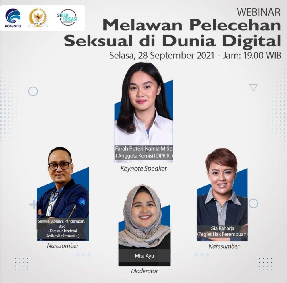 Perempuan Indonesia Waspadai Ancman Kekerasan Gender Berbasis Online